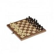 Dambrete, šahs