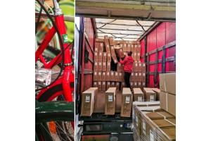 Tonnām jaunu velosipēdu!