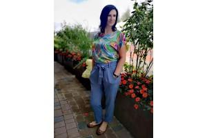 Koši un vasarīgi apģērbi