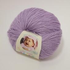 Alize Baby Wool dzija - gaiši lillā (50 g, 175 m)