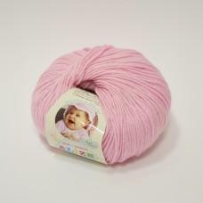 Alize Baby Wool dzija - gaiši rozā (50 g, 175 m)