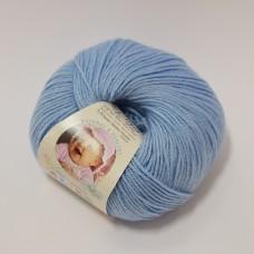 Alize Baby Wool dzija - gaiši zila (50 g, 175 m)