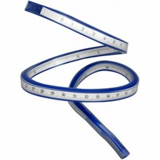 Elastīgs lineāls (50 cm)