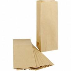 Brūni papīra maisiņi (100 gb.)