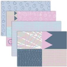 Dekupāžas papīrs ( 8 loksnes, 25x35cm)