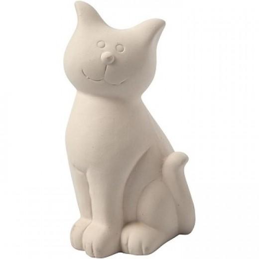 """Krājkasīte """"Kaķis"""" (14cm)"""