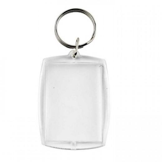Atslēgu piekariņi - taisnstūris (25 gb.) - Citas hobijlietas