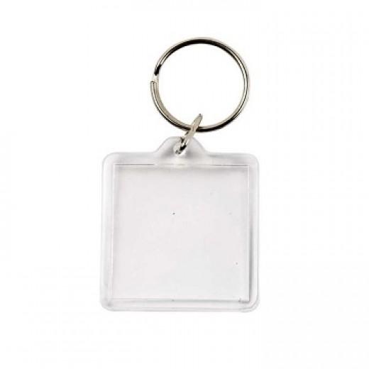 Atslēgu piekariņi - kvadrāts (25 gb.) - Citas hobijlietas
