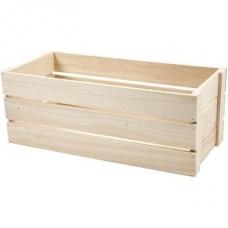 Ābolu kastes (45 x 20 x 17 cm, 4 gb.)