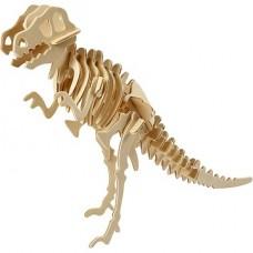 """3 D Puzle """"Dinozaurs"""""""