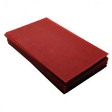 Bišu vasks - sarkans (1 gb., 20x33 cm)