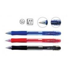 """Lodīšu pildspalva """"UNI SD-108 Laknock II"""", melna"""