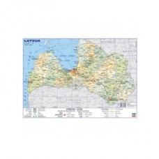Galda segums Latvija (600 x 420 mm)