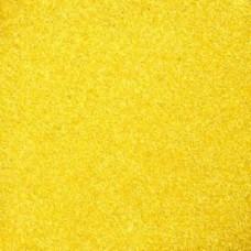 Dekoratīvās smiltis - dzeltenas ( 500 ml)