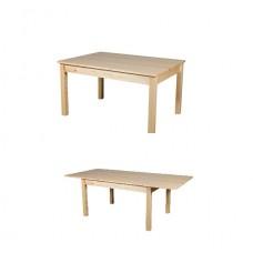 Izvelkamais galds 120/168 x 75 x 75
