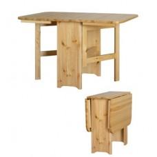 Izvelkamais galds 124 x 75 x 73