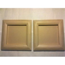 3D kartona bilžu rāmis (20 x 20 cm)