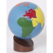 """Globuss """"Kontinenti"""""""