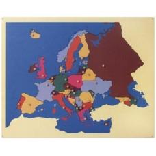 """Puzle """"Eiropa"""""""