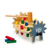 "Rotaļlieta ""Adatainais ezis"""