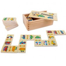 """Domino """"Transportlīdzekļi"""""""