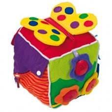 """Rotaļlieta """"Aktivitāšu kubs"""""""