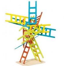 """Koka Līdzsvara spēle """"Kāpnes"""""""