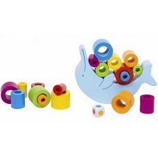 """Rotaļlieta """"Balans delfīns"""" (18 gb.)"""