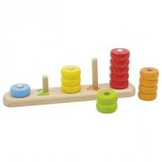 """Rotaļlieta """"Krāsas un skaitļi II"""""""