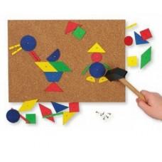 """Rotaļlieta """"Mozaīku gleznas"""" 2"""