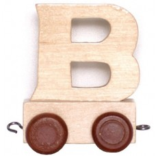 "Alfabēta vilcieniņa ""B"""