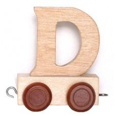 """Alfabēta vilcieniņa """"D"""""""