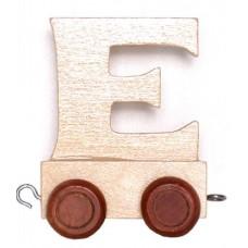 """Alfabēta vilcieniņa """"E"""""""