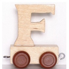 """Alfabēta vilcieniņa """"F"""""""