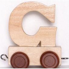 """Alfabēta vilcieniņa """"G"""""""