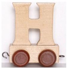 """Alfabēta vilcieniņa """"H"""""""