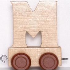 """Alfabēta vilcieniņa """"M"""""""