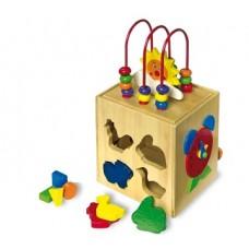 """Kustību rotaļlieta """"Saules kubs"""""""