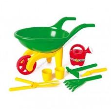 Rotaļu ķerra ar piederumiem