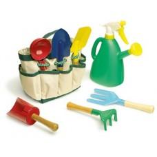 """Rotaļlietu komplekts """"Dārznieka soma"""""""