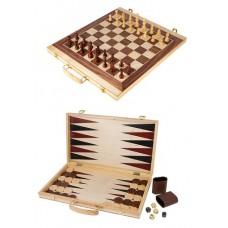 """Spēle """"Šahs un bekgemons"""""""