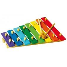 """8 toņu ksilofons """"Krāsas"""""""