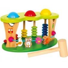 """Multifunkcionāla rotaļlieta """"Pļava"""""""