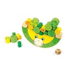 "Rotaļlieta "" Balansa varde"""