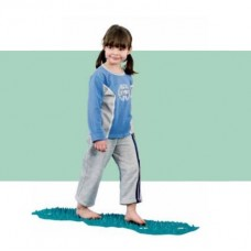 Akupresūras paklājs kājām