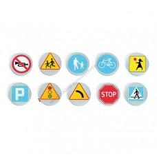 Rotaļu ceļa zīmes - pufi (10 gb)
