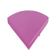 Matracis - rozā 100x100x10cm