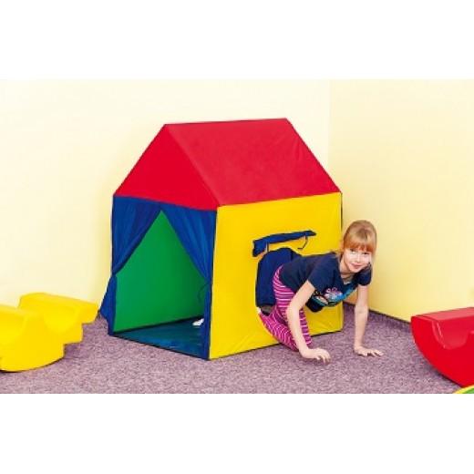 Spēļu māja - Teltis