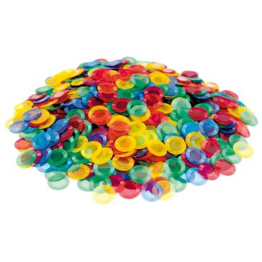Skaitāmie - pogas (1000 gb.) - Skaitīkļi, skaitīšanas materiāls, klasifikācija