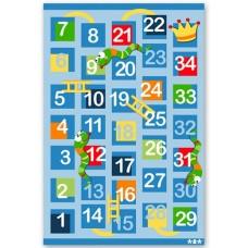 Paklājs - spēles laukums (3 x 2 m)